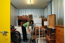 Что делать с мебелью на время ремонта