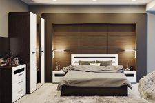 Шкаф в спальне: как организовать и оборудовать?