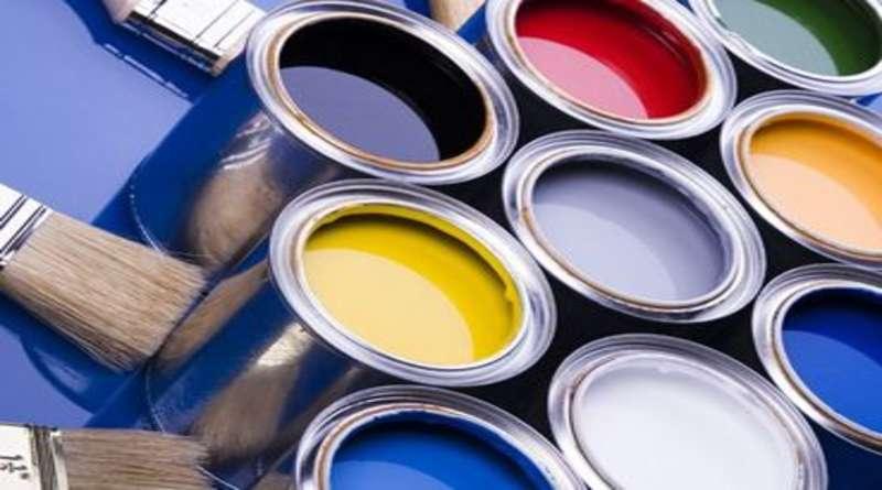 Строительные краски — особенности и виды