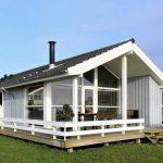 Проектирование и комплектация загородных домов в скандинавском стиле