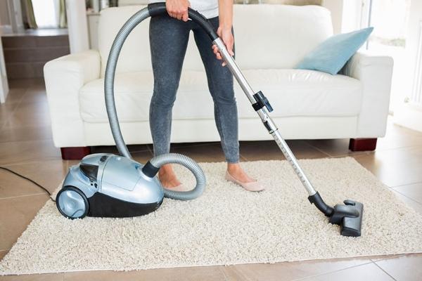 Как чистить палас дома?