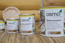 Масло Осмо для защиты деревянных поверхностей