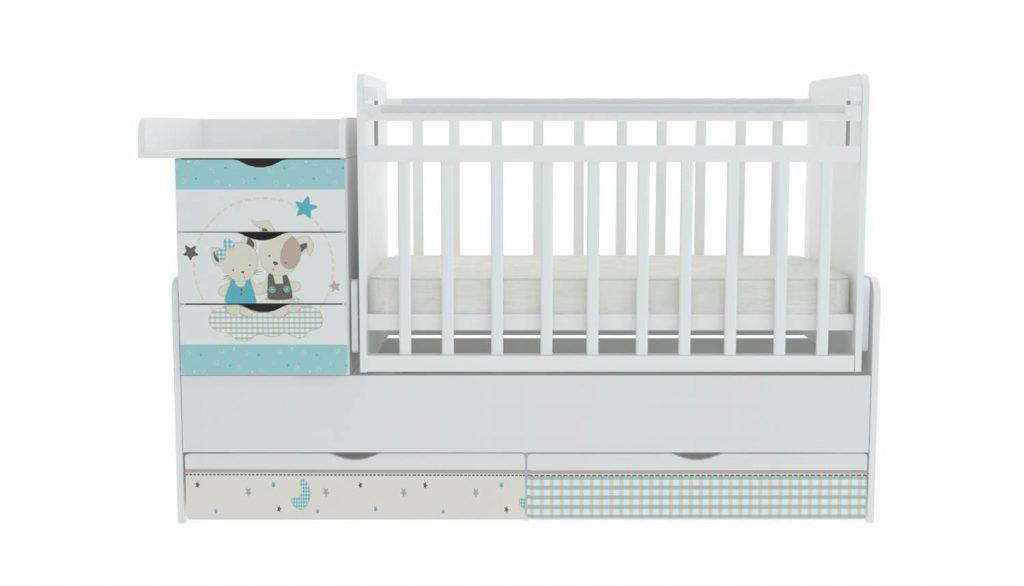 Детская кровать-трансформер: как выбрать лучшую модель