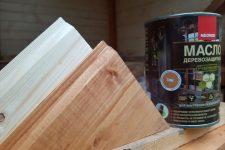Масла для древесины от бренда Неомид в Украине