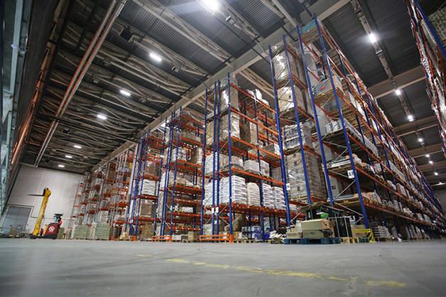 Монтаж и проектирование складского оборудования компанией Sklad Service