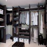 Советы по планировке гардеробной комнаты